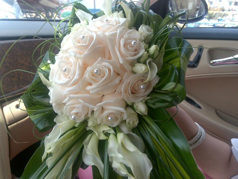 Bouquet Sposa Napoli.Bouquet Sposo Sposa Www Emporiofloreale It
