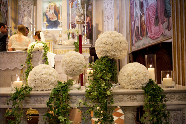 Addobbi Floreali Matrimonio Natalizio : Addobbi per matrimonio emporiofloreale